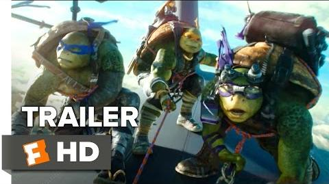 Teenage Mutant Ninja Turtles Out of the Shadows Official Trailer 4 (2016) - Movie HD