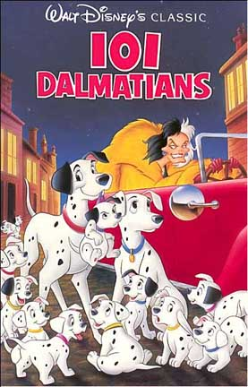 One Hundred And One Dalmatians Moviepedia Fandom