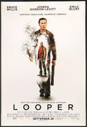 Looper 2012 Poster