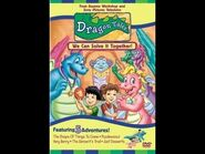 Opening & Closing to Dragon Tales- We Can Solve It Together! 2003 DVD -True HQ-