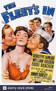 The Fleets In poster 1942