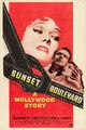 Sunset Boulevard 1950 Poster