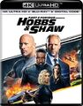Fast & Furious Presents Hobbs & Shaw 4K