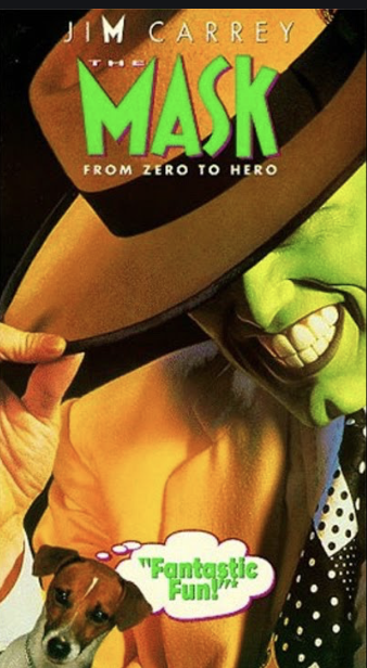 The Mask/Home media