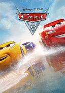 Cars 3 digital poster