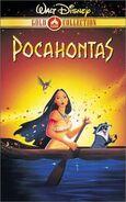 Pocahontas GoldCollection VHS