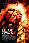 Blood Diamond 2006 Poster