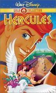 Hercules Gold Classic Collection VHS