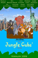 The Jungle Cubs' Movie (2006) Theatrical Poster