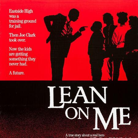 Lean on Me 1989 Poster.jpg