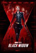 Black Widow 2020 Poster