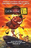 Lion king 1 half cover