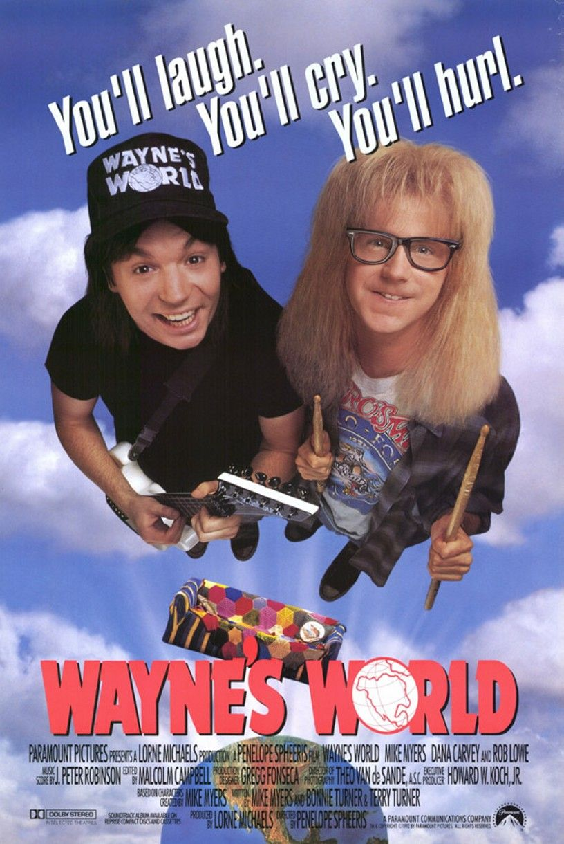 Wayne's World (film)
