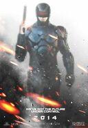 Robocop remake fan movie poster 1