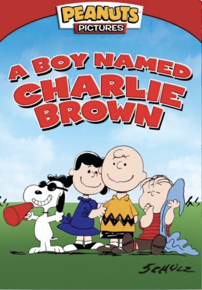 A Boy Named Charlie Brown/Home media