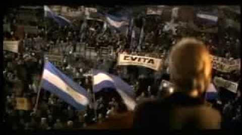 """Evita"" Theatrical Trailer (1996)"