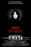 Exorcist II The Heretic poster