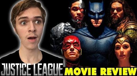 Justice League - Movie Review