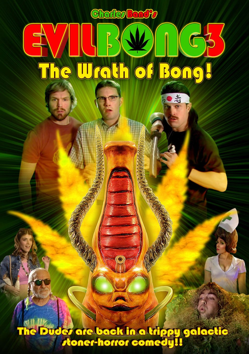 Evil Bong 3D: The Wrath of Bong