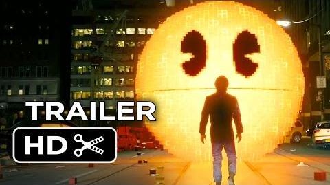 Pixels Official Trailer 1 (2015) - Adam Sandler, Peter Dinklage Movie HD