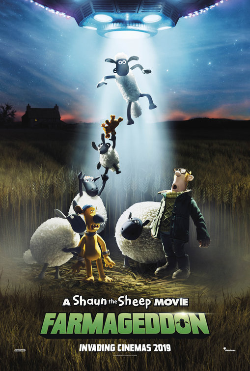 Farmageddon: A Shaun the Sheep Movie