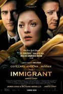 The Immigrant 2013 Poster