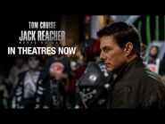 Jack Reacher- Never Go Back (2016) - IMAX Trailer - Paramount Pictures