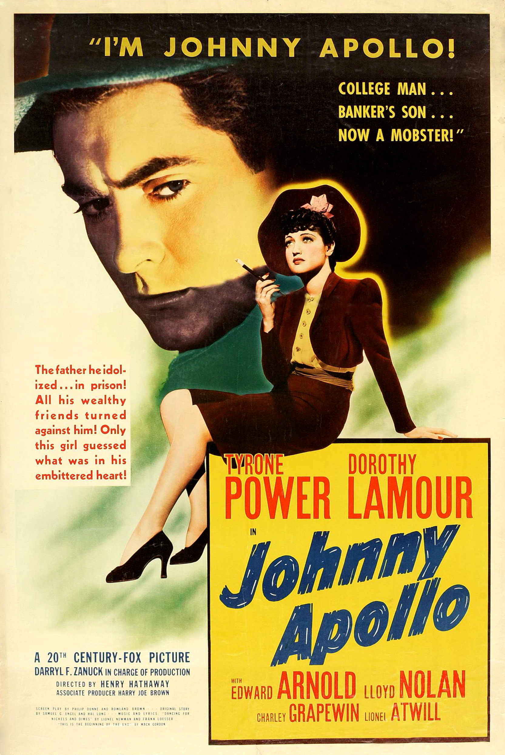Johnny Apollo (film)