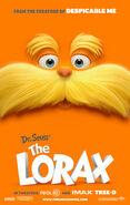 Lorax teaser poster
