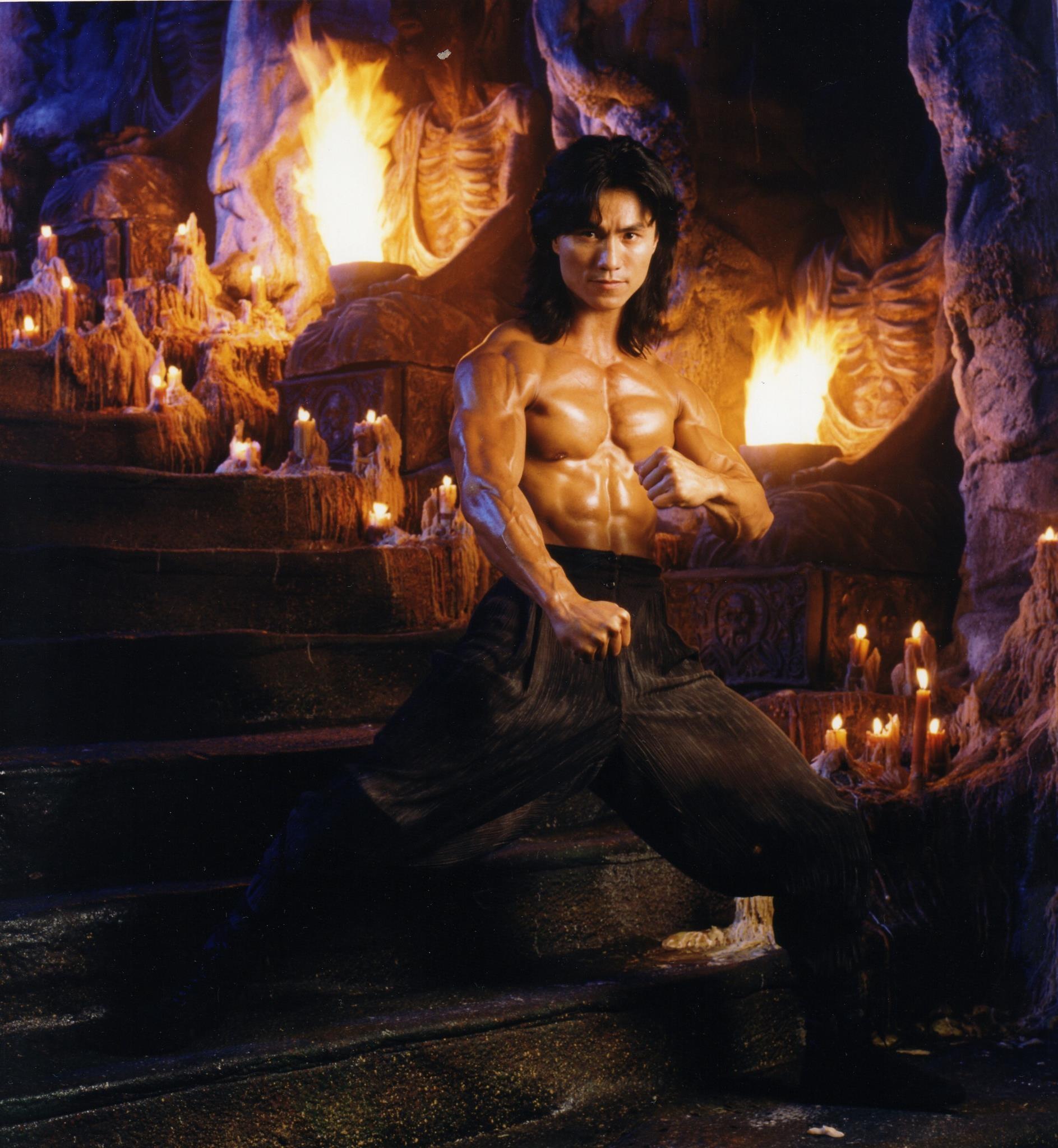 Liu Kang (Mortal Kombat character)