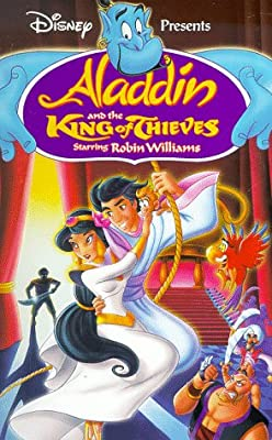 Aladdin and the King of Thieves/Home media
