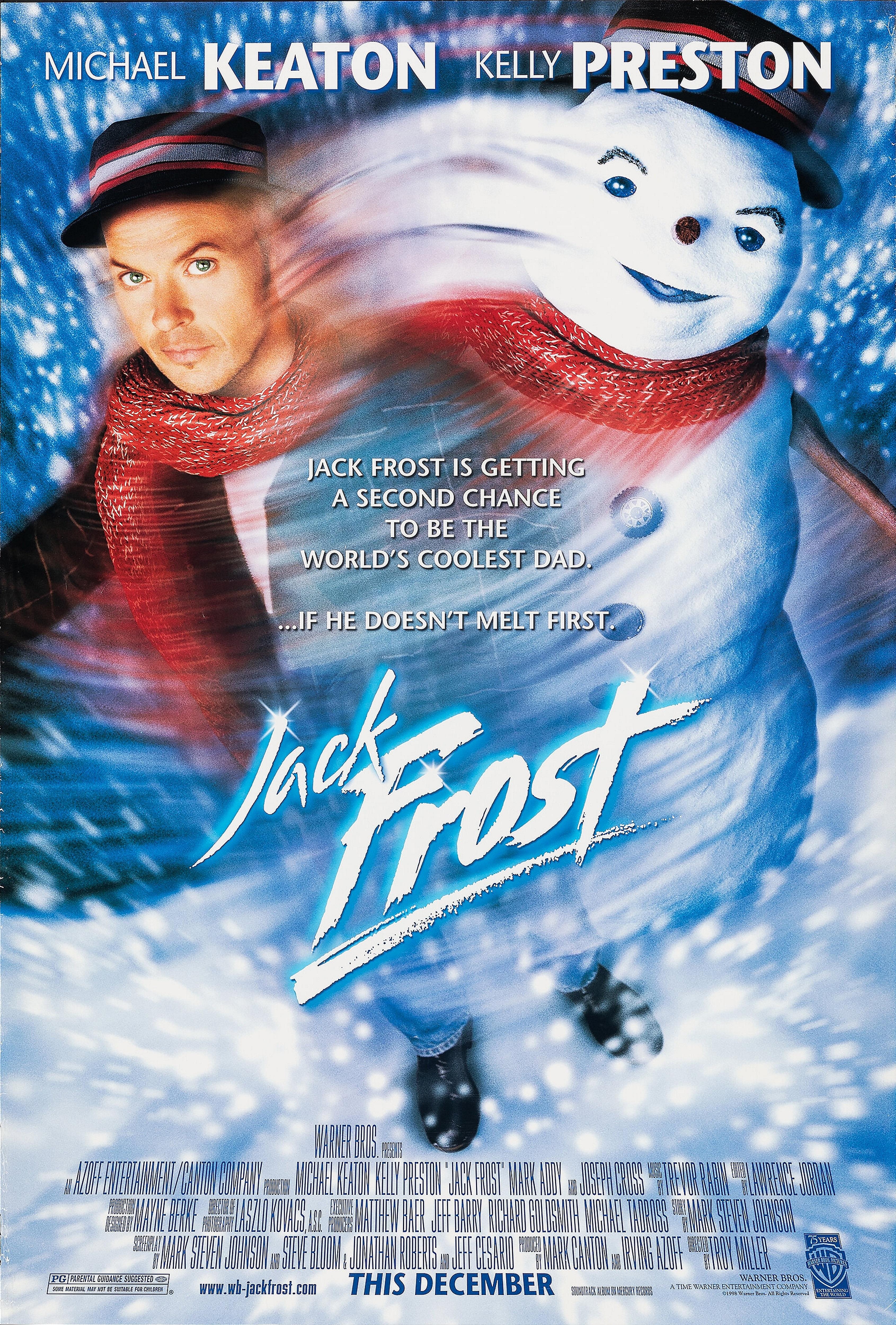 Jack Frost (1998 film)