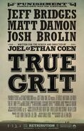 True Grit 2010 Poster