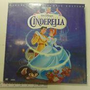 Cinderella 1988 Laserdisc CAV