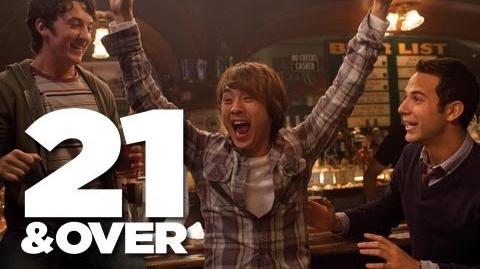 21 & Over -- Exclusive Debut Trailer HD