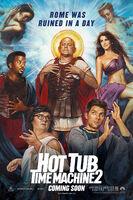 Moviepedia-Hot Tub Time Machine 2 poster Rome