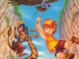 The Rescuers Down Under/Home media