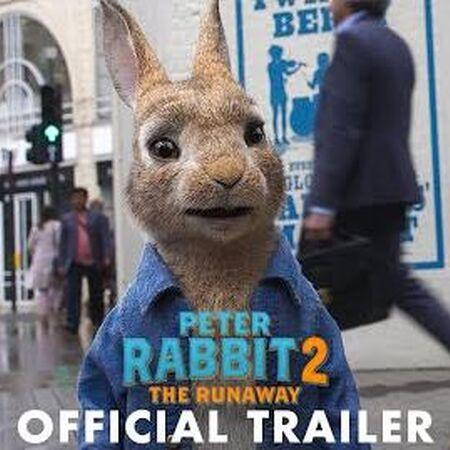 PETER RABBIT 2 THE RUNAWAY - Official Trailer (HD)