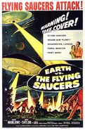 Earth vs the flying saucers xlg