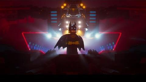 The LEGO Batman Movie - Batcave Teaser Trailer HD