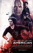 American Assassin (2017) poster