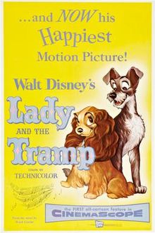 Lady and the Tramp (franchise)