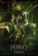Hobbit-battle-5-armies-poster-richard-armitage