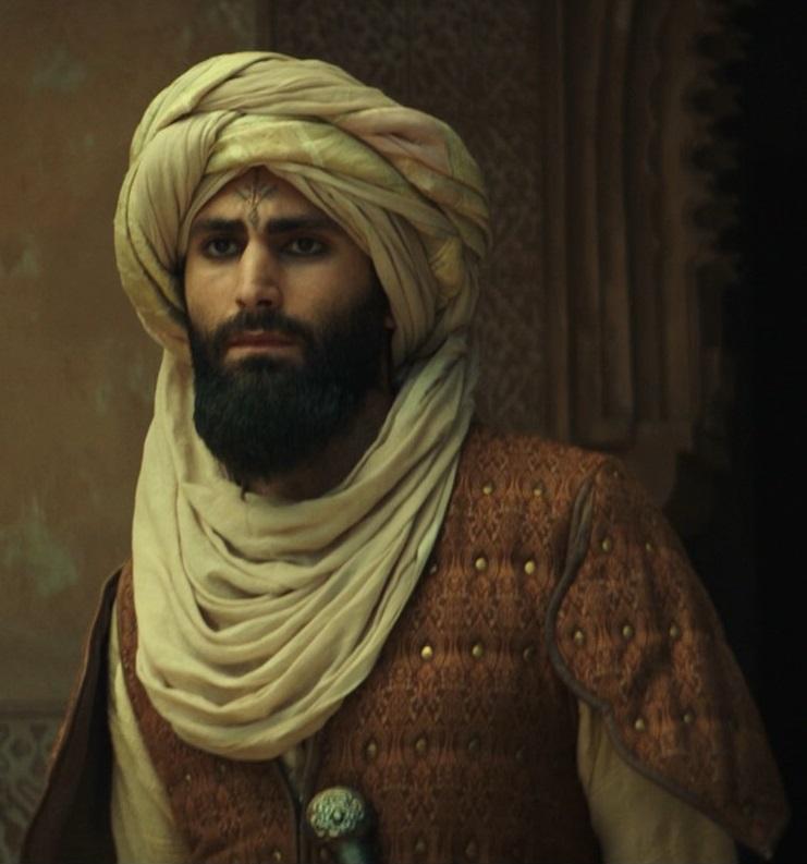 Muhammad XII of Granada (Assassin's Creed character)