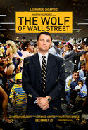 The Wolf of Wall Street 2013 Poster