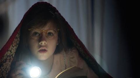 Witnessme/The BFG Teaser Trailer