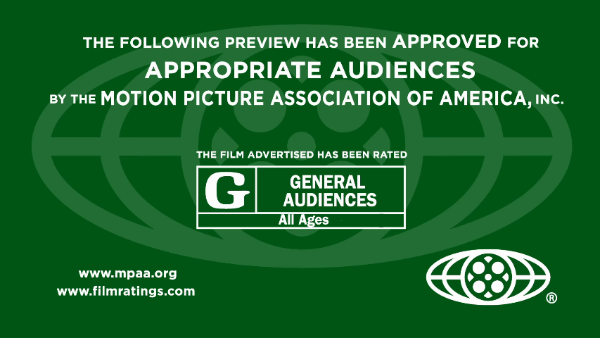 Following preview appropriate audiences rated g 2018.png