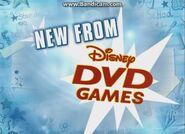 Disney DVD Games Promo