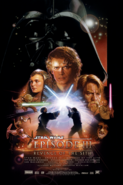 Star Wars - Episode III - Revenge of the Sith 2005 Poster