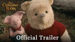Christopher Robin Official Trailer-1
